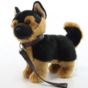 Plyš štěně německý ovčák