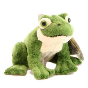 Plyš Žába zvuková