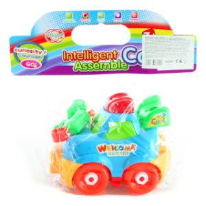 Šroubovací autíčko