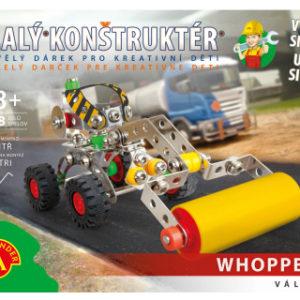 Malý konstruktér - VÁLEC 138 dílků
