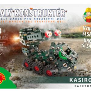 Malý konstruktér - KASIRGA RAKETOMET 271 dílků