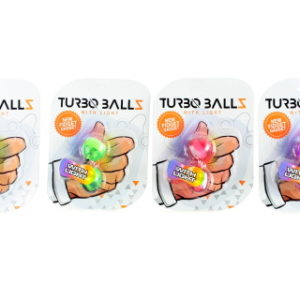 Turbo ballz svítící