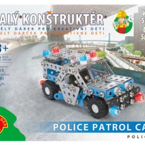 Malý konstruktér - POLICIE 302 dílků