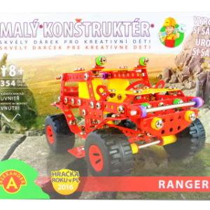 Malý konstruktér - RANGER 354 dílků