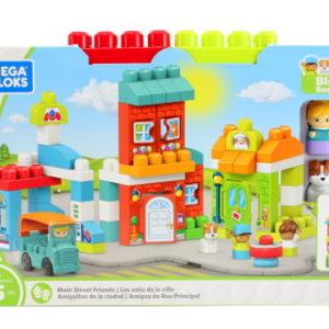 Mega Bloks Den ve městě FFG36