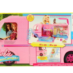 Barbie Karavan snů FBR34 TV 1.10.-31.12.2017