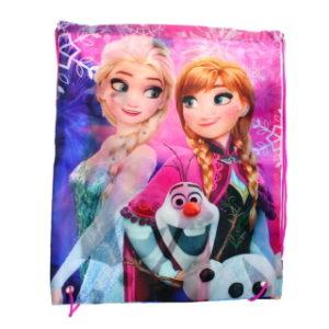 Batoh/sáček Frozen růžový