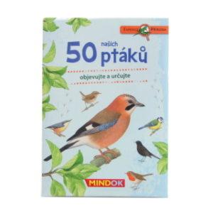 Expedice příroda: 50 ptáků