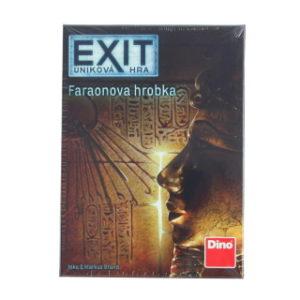 Úniková hra: Faraonova hrobka - party hra