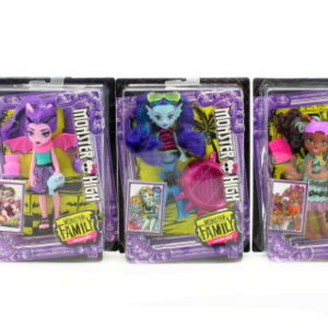 Monster High Sourozenci monsterky FCV65