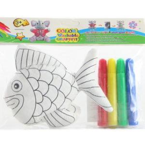 Malovací rybička