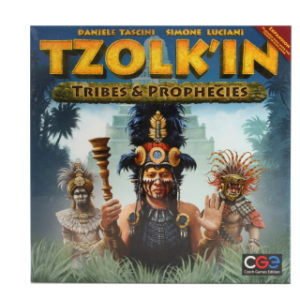 Tzolk´in - rozšíření Kmeny a proroctví