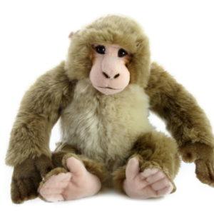 Plyš Opice makak