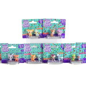 Littlest Pet Shop Dvě zvířátka TV 1.8.-30.10.2017
