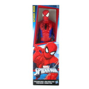 Spiderman 30cm hrdinské figurky klasický Spider-Man