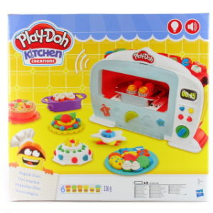 Play-Doh Mikrovlná trouba s efekty TV 1.8.-31.12.2017