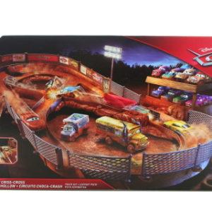 Cars 3 Závodní dráha Thunder Hollow FCW01