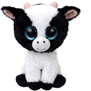 Beanie Boos BUTTER 15 cm - kráva