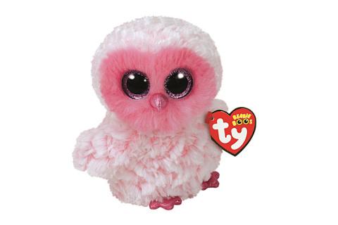 30c509791a2 Beanie Boos TWIGGY 15 cm - růžová sova - Hračka