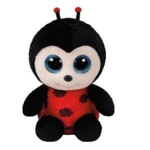 Beanie Boos IZZY 15 cm - beruška