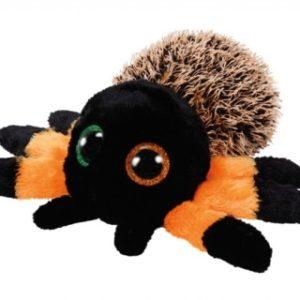 Beanie Boos HAIRY 15 cm - oranžový pavouk