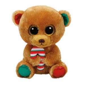 Beanie Boos BELLA 15 cm - medvídek s lízátkem