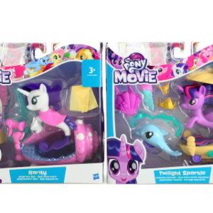 My Little Pony Podmořský hrací set s poníkem 7,5 cm