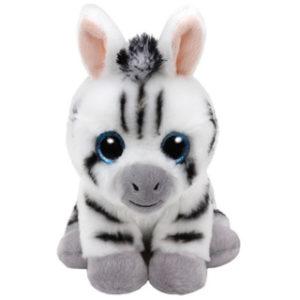 Beanie Babies STRIPES 15 cm - zebra