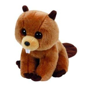 Beanie Boos RICHIE 15 cm - bobr