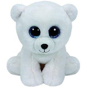 Beanie Babies ARCTIC 15 cm - lední medvěd