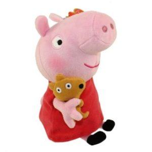 Beanie Babies PEPPA PIG 15 cm - Peppa