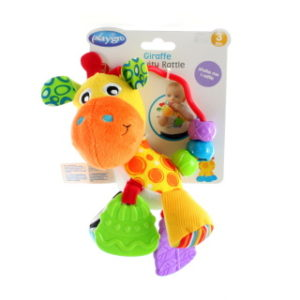 Playgro - Chrastítko žirafa