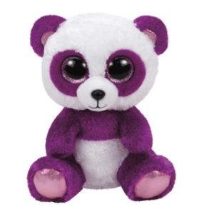 Beanie Boos BOOM BOOM 24 cm - fialová panda