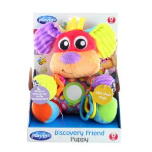 Playgro - Plyšový kamarád štěňátko