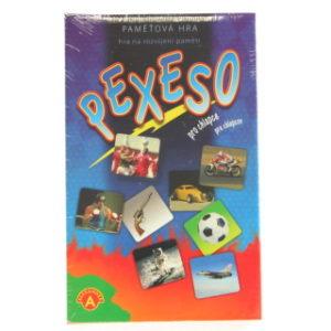 Pexeso Mini pro chlapce
