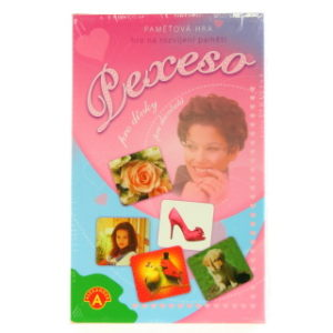 Pexeso Mini pro dívky