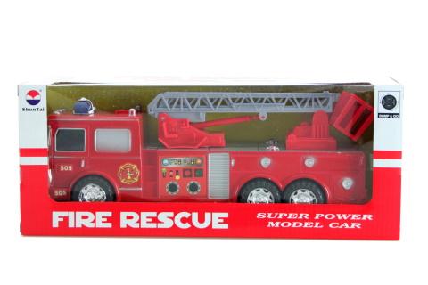 Auto hasičské baterie