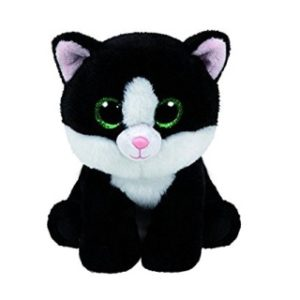 Beanie Babies AVA 24 cm - kočka