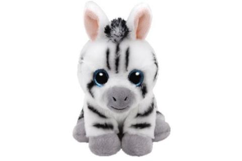 Beanie Babies STRIPES 24 cm - zebra