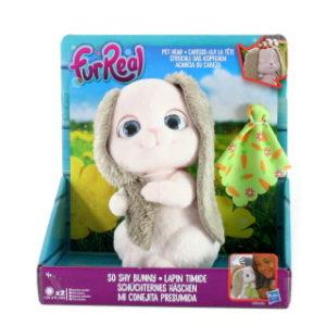 FurReal Interaktivní plyšové zvířatko králíček