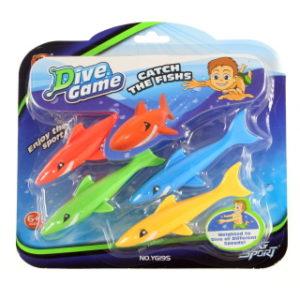 Rybky na potápění