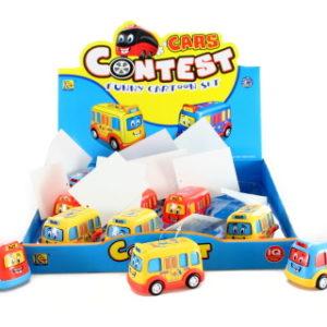 Baby autobus 12/bal natahovací