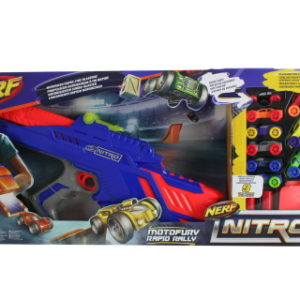 Nerf Nitro Motofury Rapid Rally TV 1.10.-31.12.2017