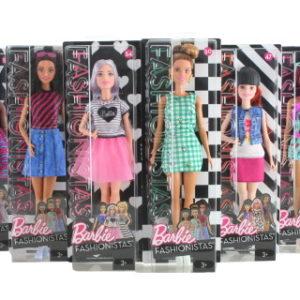 Barbie Modelka FBR37 TV 1.9.-31.12.2017