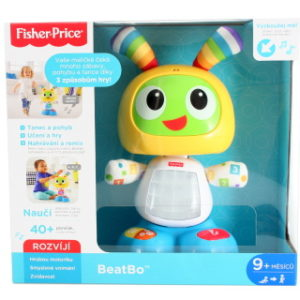 Fisher Price Beatbot CZ FBP64 TV 1.10.-31.12.2017
