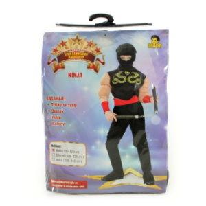 Šaty - Ninja, 110 - 120 cm