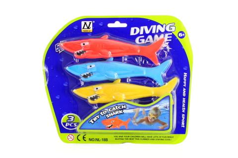 Žraloci na potápění