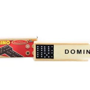 Domino 28 ks dřevěné