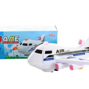 Letadlo baterie