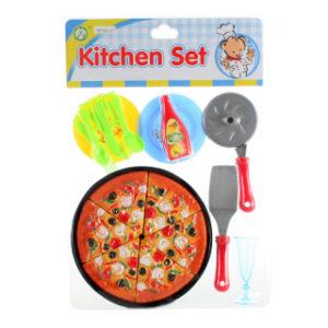 Kuchyňský set pizza